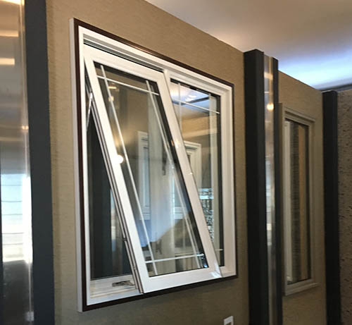 Window installation completed in Winnipeg